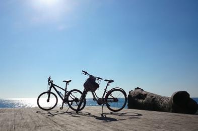 自行车环岛